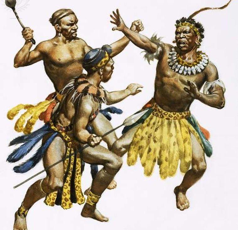 Aah...Afrika   Hau! [by Howard]
